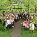 Living Willow Seat Workshop